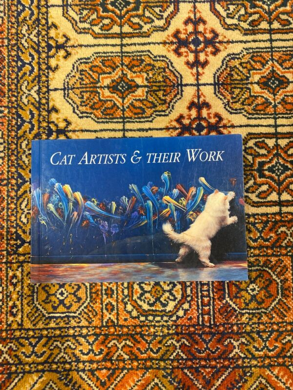 Cat Artists & Their Work!  (postcard edition)