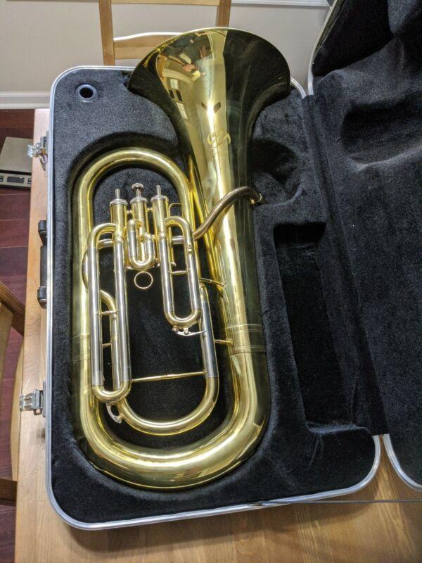 SOLO EP-816L1 Euphonium (Baritone) GORGEOUS CONDITION w/Mouthpiece!