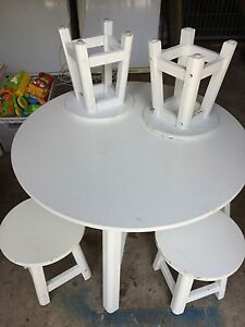 Children's table Berkeley Vale Wyong Area Preview