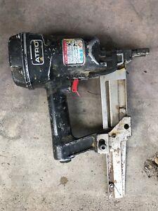 Atro Nail Gun Hartford & Husky Mechanic Tools