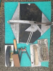 Superior tile cutter and misc tools