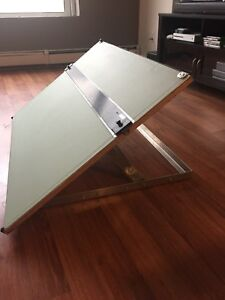 Drafting Board/Table w/ adjustable stand- Architecture