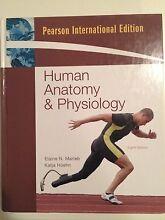 Textbook - Human Anatomy & Physiology Gordon Park Brisbane North East Preview