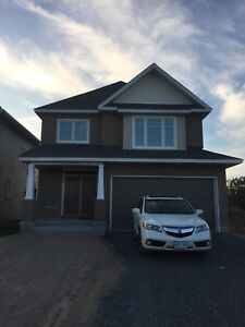 Rent reduced for a quick move-in! Brand new home in the East End