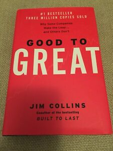 Good To Great (hardcover)