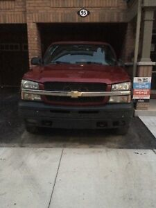 2004 Chevy Silverado crew cab need gone