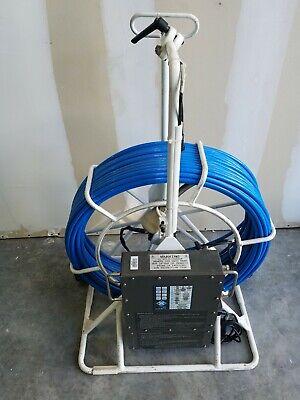 Q Cues Mainline Inspection Sewer Camera Mini-push Electronics Boxw Audio