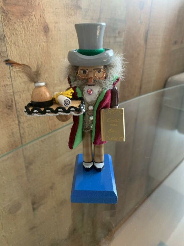 Vintage Steinbach Germany Mini Charles Dickens LE