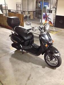 Aprilia Mojito 150 Scooter Chiswick Canada Bay Area Preview
