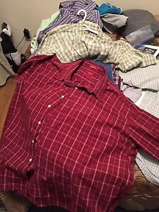 XXXL Size Men's Shirts