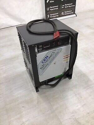 Cen Electronics 24 Volt Forklift Battery Charger Single Phase