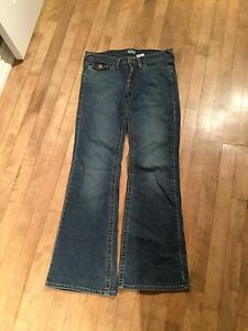 Jeans taille 10