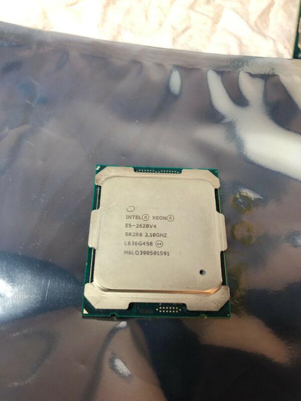 Intel Xeon E5-2620 v4 SR2R6 2.10GHz 20MB 8-Core LGA2011-3 CPU NEW PULL