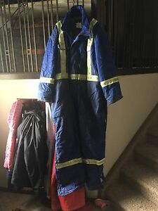 Winter coveralls XL