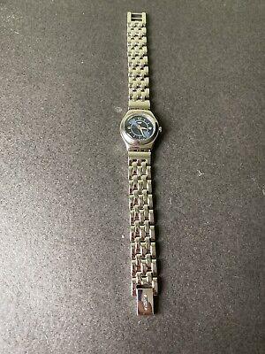Swatch Irony Swiss Quartz Watch Stainless Steel