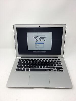 "Apple MacBook Air 2015 13"" Laptop - MJVE2LL/A Core i5 1.6GHz 8GB 256GB SSD"