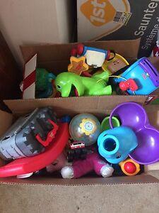 Baby/toddler toys. EUC. $30obo Edmonton Edmonton Area image 1