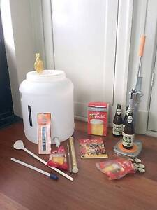 Coopers Brew Kit complete with Capper Spring Hill Brisbane North East Preview