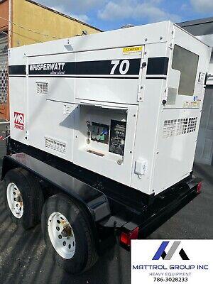 2014 Diesel Generator 70 Kwa