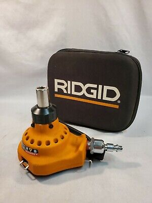 Ridgid Hand Nailer R350pna With Case. Working.very Good Condition.
