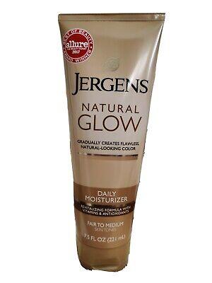Jergens Natural Glow Daily Moisturiser 221ml