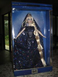 2000 EVENING STAR PRINCESS BARBIE DOLL CELESTIAL COLLECTION NRFB