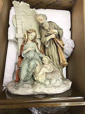 Giuseppe Armani Figurine The Nativity #0624C