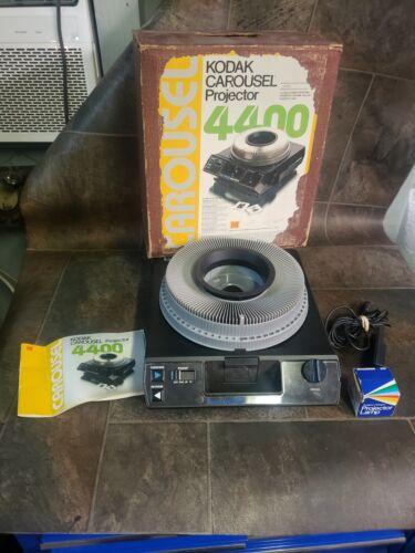 Vintage Kodak Carousel Projector 4400