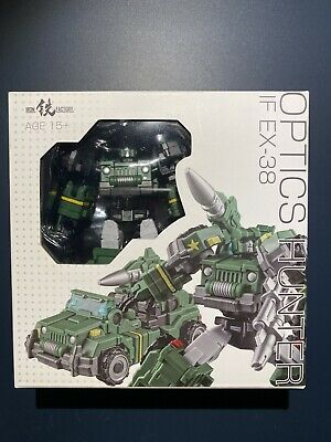 Iron Factory IF EX-38 Optics Hunter Transformers Hound US SELLER