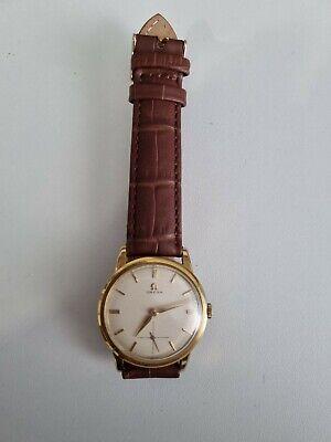 Vintage Gents Omega Manual Wind Watch