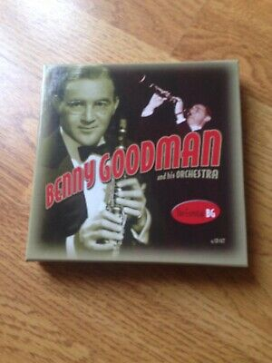 Benny Goodman And His Orchestra – The Essential BG 101 tracks on 4 CDs Jazz