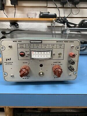 Power Designs Power Supply 6050