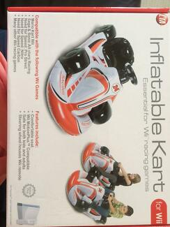 Inflatable Kart for Wii brand new in box