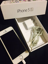 iPhone 5S Gold 16Gb (update to iOS 9.3.2) Perth CBD Perth City Preview