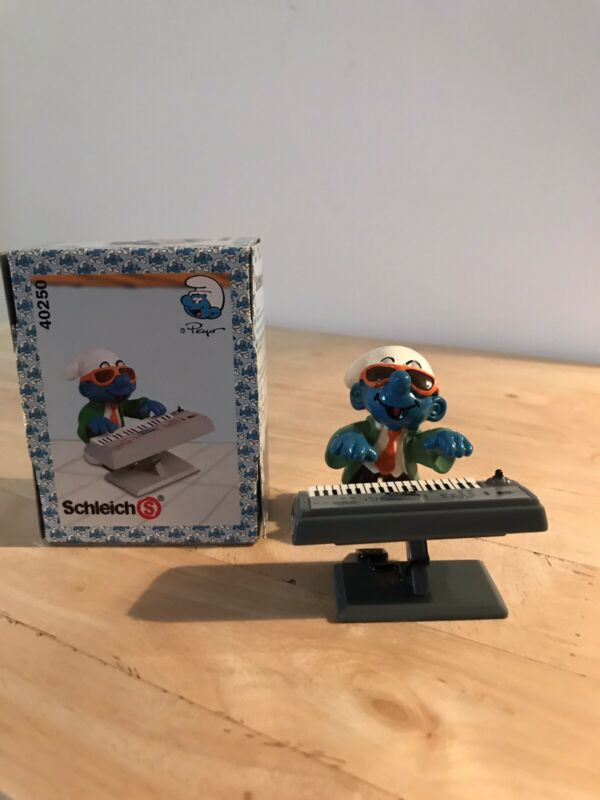 Smurfs Keyboard Smurf 40250 New