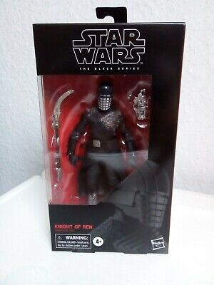 STAR WARS BLACK SERIES KNIGHT OF REN 6 INCH FIGURE
