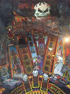 No Fear Pinball Machine Peterborough Peterborough Area image 3