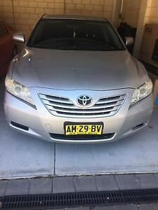 2006 Toyota Camry Sedan Bentley Canning Area Preview