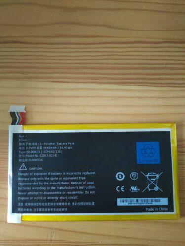 Batterie 4000mah 3.7 v pour amazon kindle fire 7