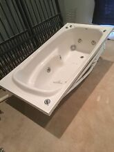 Spa Bath with Onga heat pump Stylus - Excellent Condition Wattle Park Burnside Area Preview