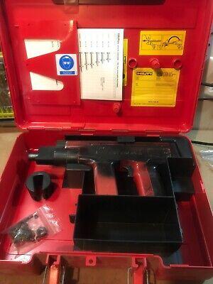 Hilti Dx 451 Powder Actuated Fastening Nail Gun Tool