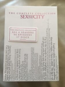 Sex And The City Complete Series DVD Box Set Brand New Sealed