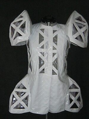 Lady Gaga Judas Bad Romance BORN THIS WAY BALL Dress COSTUME OUTFIT CLOTHES (Judas Costume)