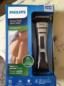New Phillips Wet n Dry Bodygroom Shaver