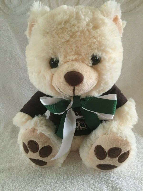 SHS SPARTANS GRADUATION TEDDY BEAR NWOT