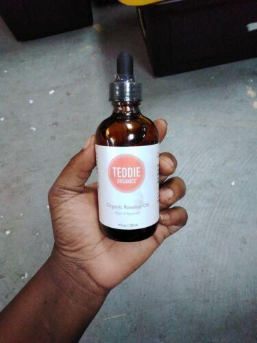New Teddie Organics Rosehip Seed Oil for Face Hair & Skin 1o