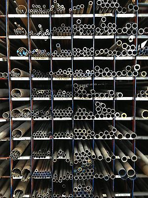 Dom Steel Round Tube 1 12 X 18 X 72