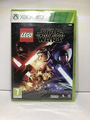 Lego Star Wars The Force Awakens XBOX 360 BRAND NEW