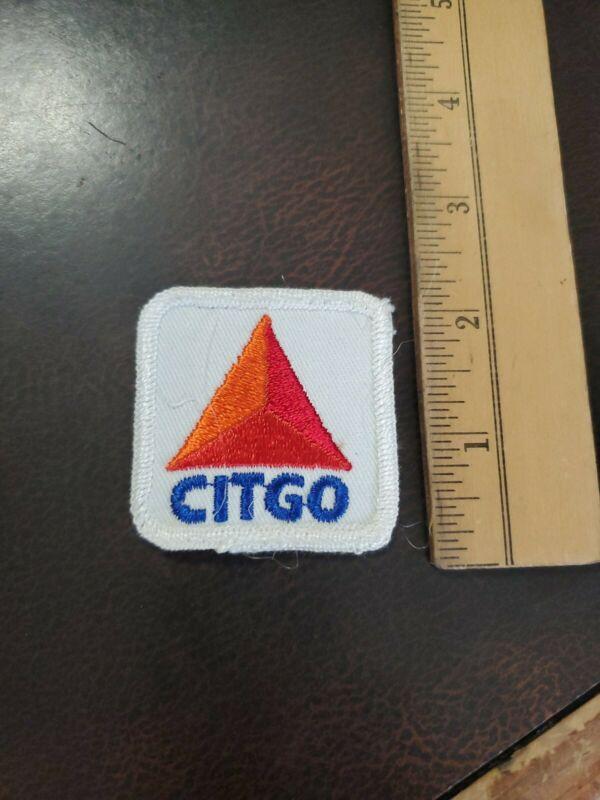 Vintage Citgo Gasoline Employees Patch
