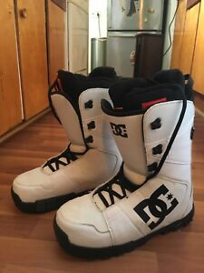 DC snow boarding boots for sale!